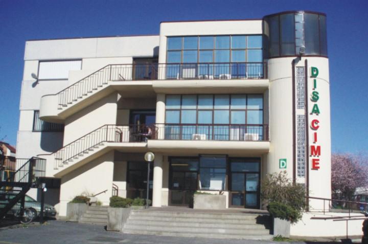 Dibaf strutture didattiche for Caldaia riello residence in blocco