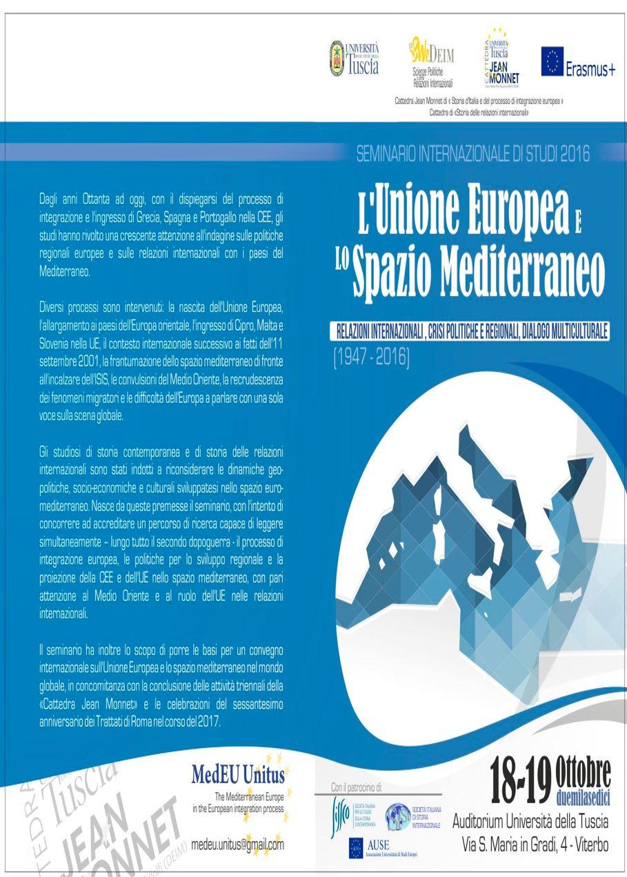 DEIM-SCIENZE-POLITICHE - Storia e Politica Internazionale